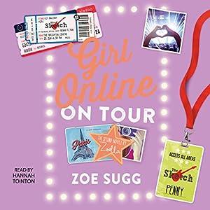 Girl Online: On Tour Audiobook