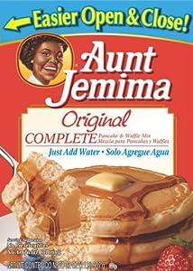 Aunt Jemima Pancake Mix, 5 Lb. (Pack of 6)