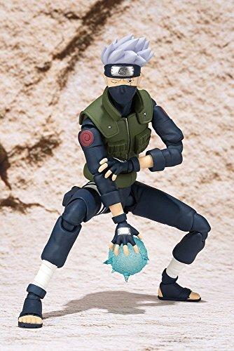 Naruto Shippuden Hatake Kakashi SH S.H. Figuarts TAMASHII WEB EXCLUSIVE Figure /ITEM#G839GJ UY-W8EHF3168913