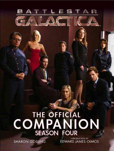 The Official Companion Season Four (Battlestar Galactica)