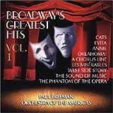 echange, troc Various Artists - Broadway's Greatest Hits