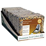Heath Outdoor Products SC-33 Peanut Crunch Seed Cake, 2-Pound, 10 Pack