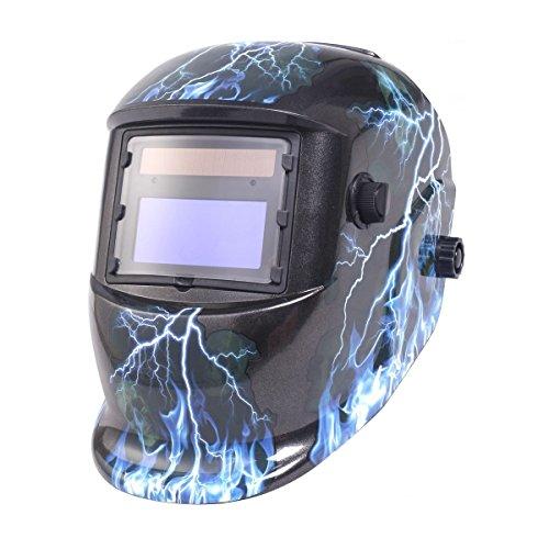Pro-Solar-Welder-Mask-Auto-Darkening-Welding-Helmet-Arc-Tig-mig-Best-grinding-BlueBlack