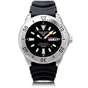 Army Watch DayDate - diver 500 m - operation watch - Ref. EP860
