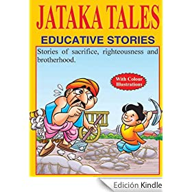 Jataka Tales-Educative Stories (English Edition)