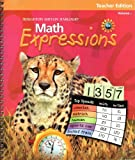 img - for Math Expressions: Teacher Edition, Vol. 1, Level 5 book / textbook / text book