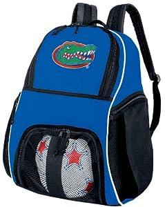 7542d771eabb Florida Gators Ball Backpack Blue University of Florida Soccer Ball ...