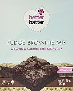 Better Batter Fudge Brownie Mix, 20 Ounce