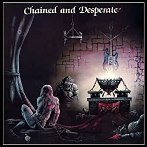 CHAINED AND DESPERATE VINYL LP[EBON13]1983 CHATEAUX