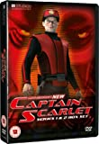 New Captain Scarlet - Series 1-2 [DVD]