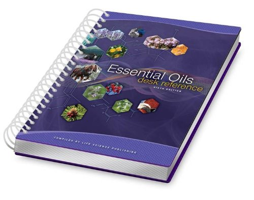 Essential Oils Desk Reference 6th Edition (Young Living Oils Book compare prices)