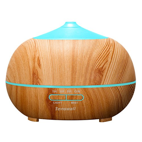 tenswall-wood-grain-essential-oil-aroma-diffuser-whisper-quiet-cool-mist-ultrasonic-humidifier-with-