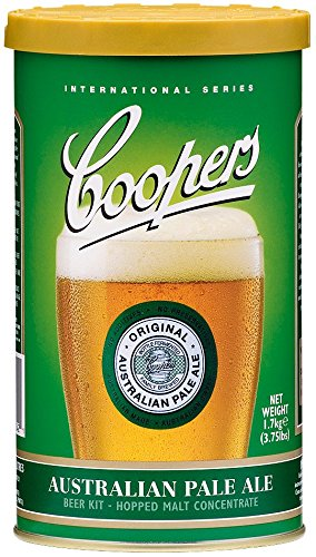 Coopers DIY Australian Pale Ale Brew Can
