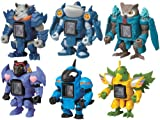 Beast Saga BS20 - Land, Sea, Sky, Deluxe Starter Set (6pcs)