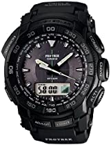 Casio PRO TREK Solar Mens Watch PRG550-1A1