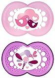 MAM 66190722 - Original Latex 6-16 für Mädchen, Doppelpack