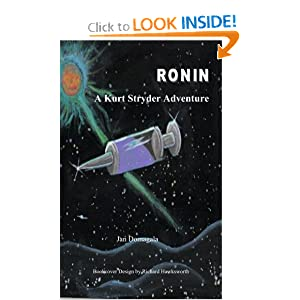 Ronin: A Kurt Stryder Adventure by Jan Domagala