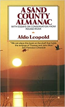 sand county almanac essay questions Essay writing service questions & answers upload your paper & join for free enjoy free essays calculate your gpa sand county almanac: with essays on conservation by aldo leopold, as well as a variety of sources which describes the current human condition the following paper will discuss the concept of stewardship in order.