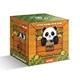 Matney Stealing Coin Panda Box - Piggy Bank - Panda Bear - English Speaking - Great Gift for Any Child