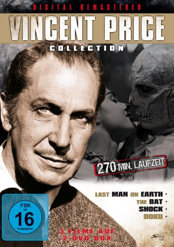 Vincent Price Collection [2 DVDs]