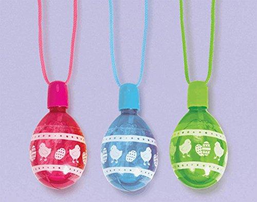 bubble necklaces egg