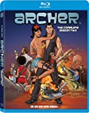 51Kk1necrVL. SL160  Archer: Season 2 [Blu ray]