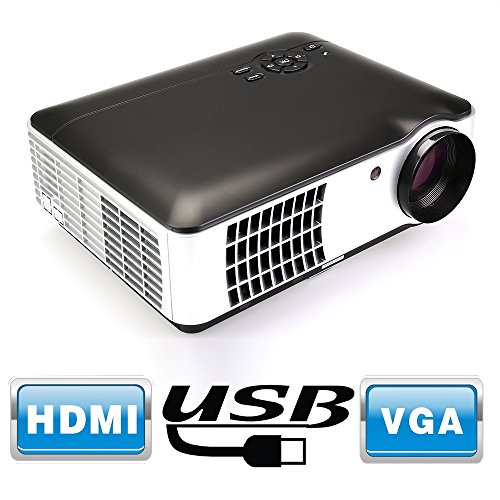 Flylinktech-RD-806A-HD-Led-Projector-1080P-1280800-2800-Lumens-for-Home-Theater-Business-Presentation-Video-Games-TV-Movie-Black