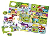 Gibsons My World My Town Jigsaw Puzzle