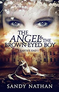 The Angel & The Brown-eyed Boy: A Paranormal Adventure by Sandy Nathan ebook deal