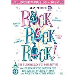 Alan Freed's Rock Rock Rock! Collectors Edition