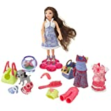 Mattel Polly Pocket Pet Boutique Lilaby Polly Pocket