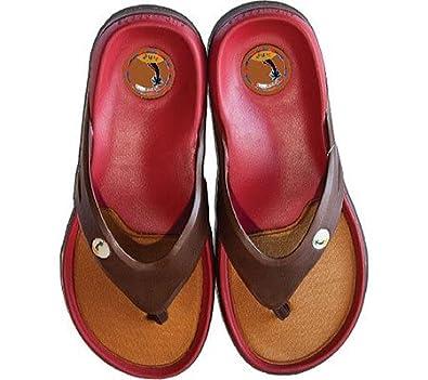 Hawaiian Jellys Adult Kona Coffee Sandals M10/W12