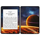 Diabloskinz Vinyl Adhesive Skin Decal Sticker for Amazon Kindle Paperwhite - Magmar