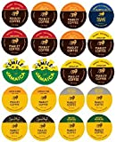 20 Cup Marley Coffee® Sampler! 9 Flavors! Spiced Root Rum, Jamaica Blue Mountain, Mystic Morning, Catch a Fire & Buffalo Soldier, One Love, Get up Stand Up, Lively Up