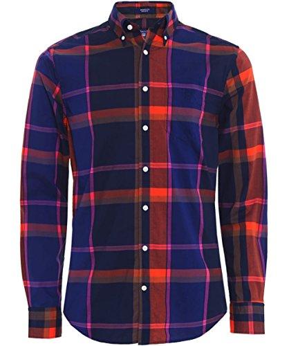 Gant Camicia a quadri ombra di forma regolare M Rosa