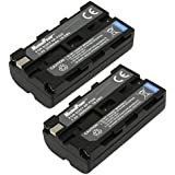 Maximal Power DB DB SON F550 X2  Maximalpower Replacement Battery for SONY NP-F330,F550,F570 and Sony CCD-SC55,TR516,TR716,TR818,TR910,TR917 Camera 2 Pack