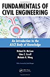 img - for Fundamentals of Civil Engineering: An Introduction to the ASCE Body of Knowledge book / textbook / text book