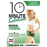 10 Minute Solution - Quick Tummy Toners [DVD] [2008]by Andrea Ambandos