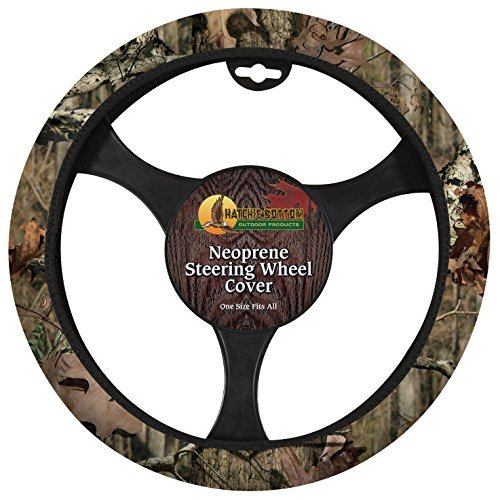 Mossy Oak Camo Neoprene Steering Wheel Cover - Mossy Oak Break-Up (Up Wheels compare prices)