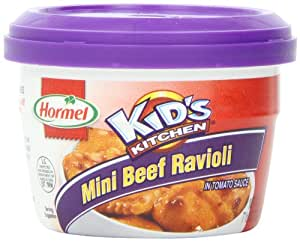 Amazon.com : Kid's Kitchen Microwave Cup Mini Ravioli, 7.5