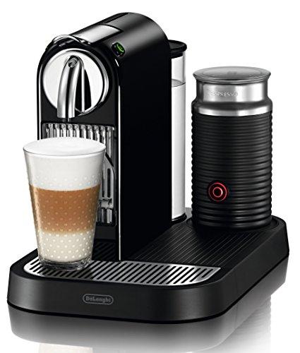 DeLonghi EN 266.BAE Nespresso Citiz Kapselmaschine (1870 Watt, 1 Liter) schwarz