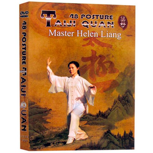 48 Posture Taiji Quan (2-disc)