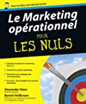 Le Marketing op�rationnel pour les Nuls