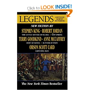 Legends: Stories By The Masters of Modern Fantasy by