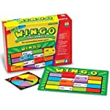 W-I-N-G-O Set 2: Long Vowels