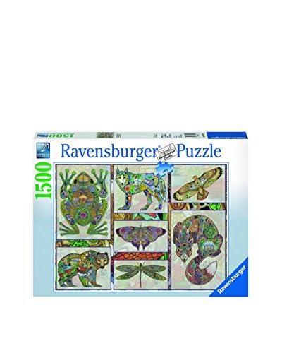 Ravensburger Southwestern Animals 1500-Piece Puzzle
