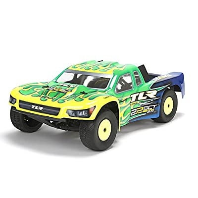 22SCT 2.0 Race Kit: 1/10 2WD Short Course Truck