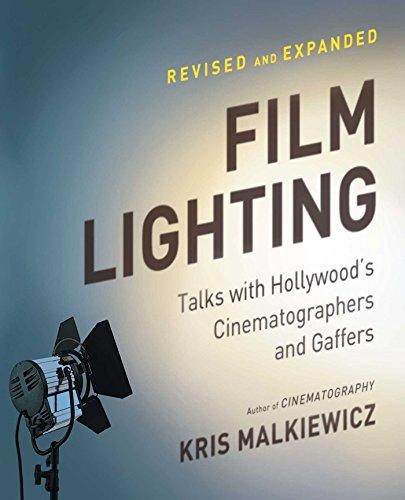 Film Lighting Talks with Hollywoods Cinematographers and Gaffers [Malkiewicz, Kris] (Tapa Blanda)