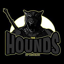The Hounds of Westeros Sandor Clegane Game of Thrones Women's Hooded Sweatshirt