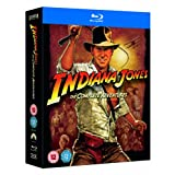 Indiana Jones  The Complete Adventures [Blu-ray] [1981] [Region Free]by Harrison Ford